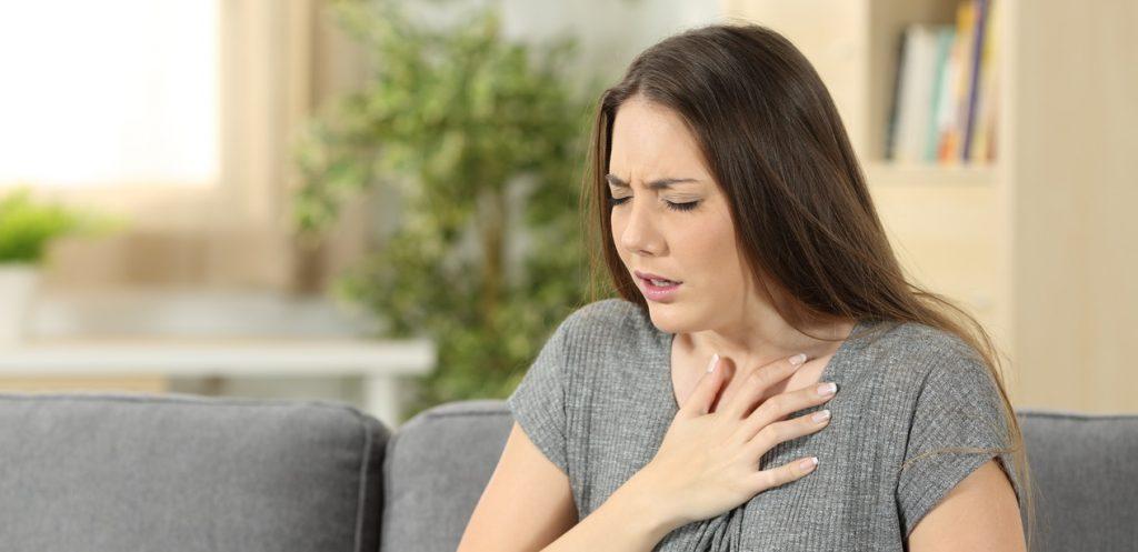 ما هي حساسية الصدر وما أسبابها؟