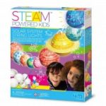 4M Girl STEAM Solar System String Lights