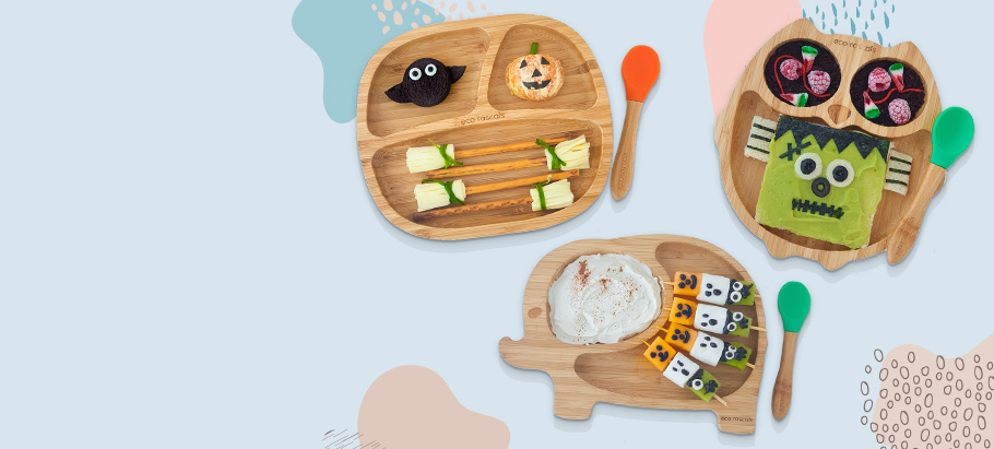 Delight your children's senses with Halloween themed meals and snacks