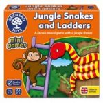 Orchard Toys - Jungle Snake & Ladders Mini Games