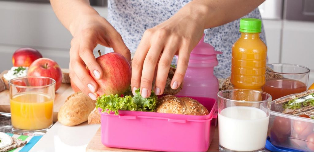 The best on-the-go snacks for hungry kids when you're a busy mum.