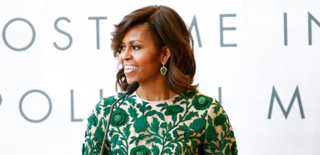 Mum crush of the week! Michelle Obama