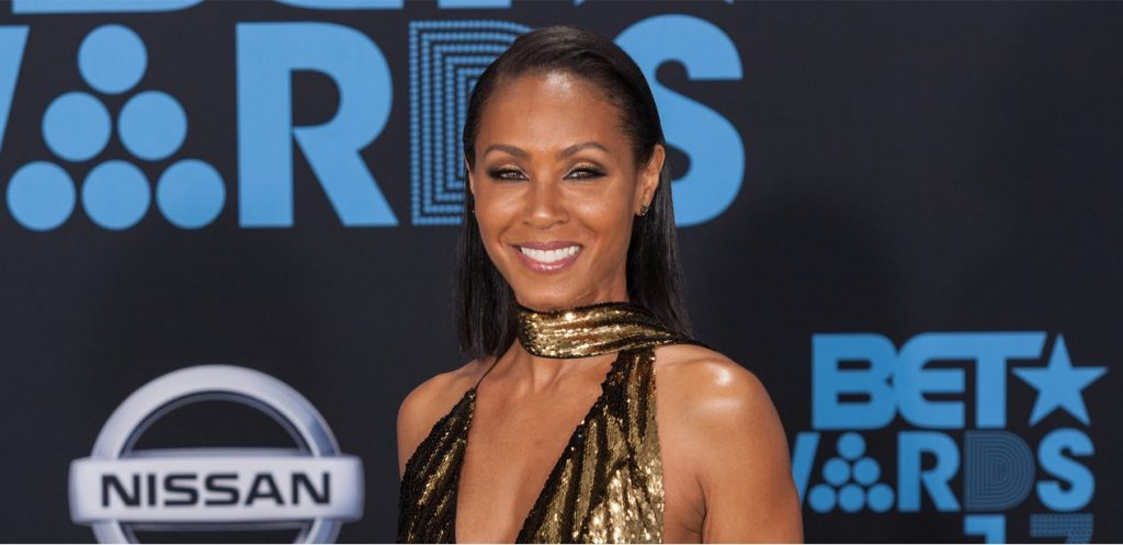 Mum crush of the week! Jada Pinkett Smith