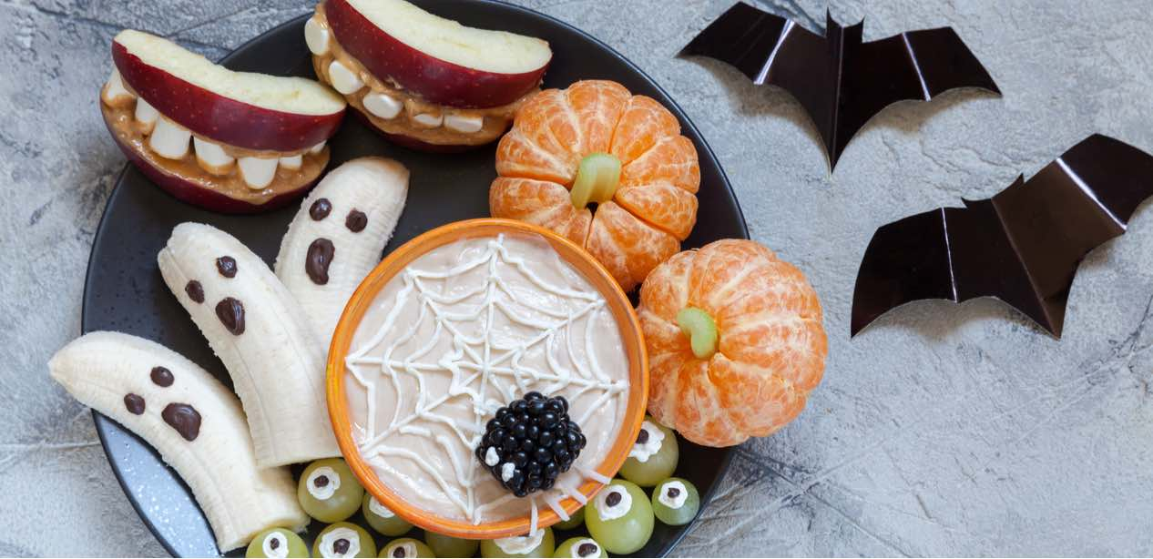 Spectacularly Spooky Healthy Halloween Treats