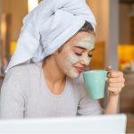 Warning: mum self-love needed. 4 homemade face masks to try this month.