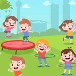 7 أفكار لتستفيدي من حديقة البيت في ترفيه أطفالك في الشتاء