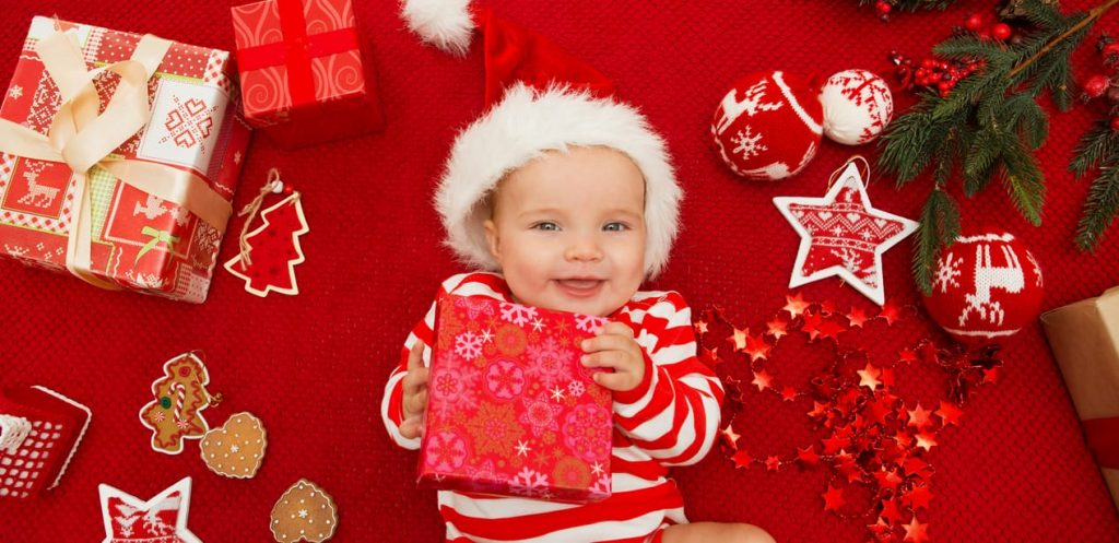 Top toys for new babies this Christmas