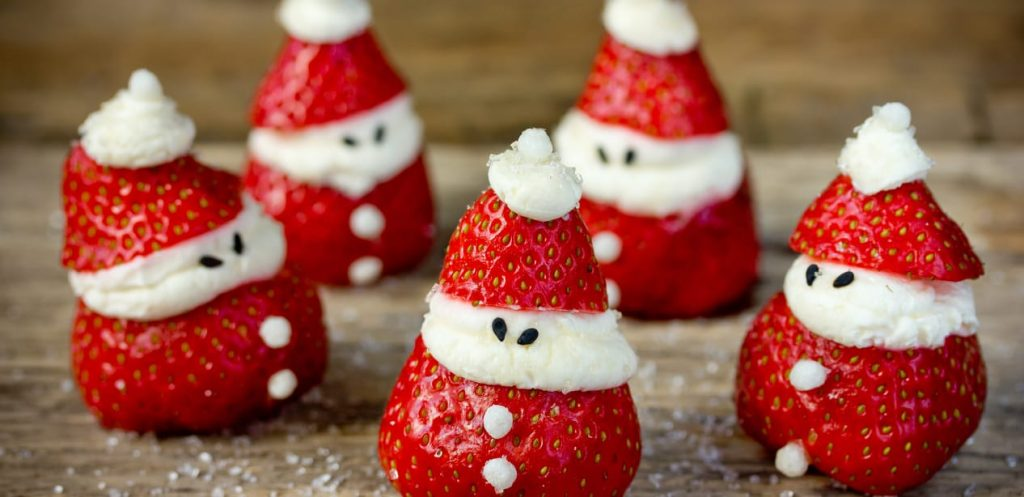 Deliciously healthy festive treats