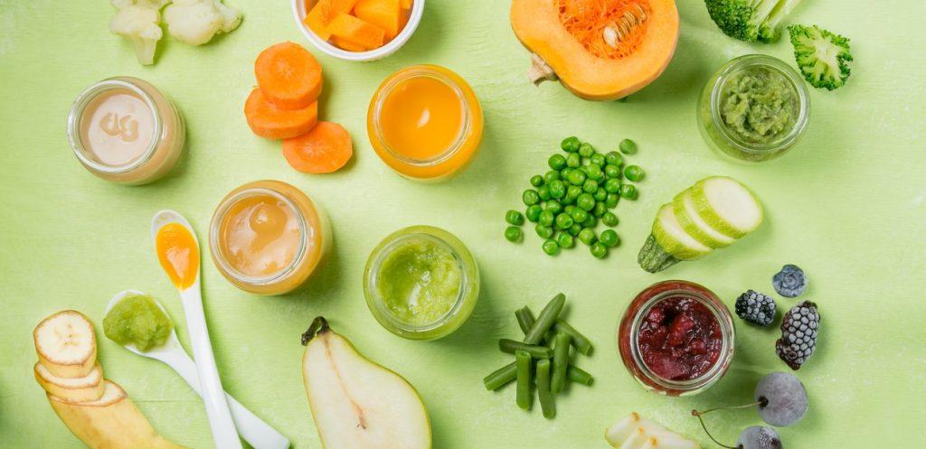 أفكار ووصفات طعام لتحضير وجبات الرضع Mumzworld