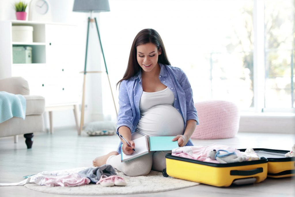 Top items to have in your hospital maternity bag