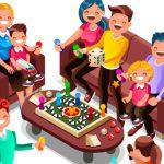 دليل متكامل عن العاب عائلية في البيت
