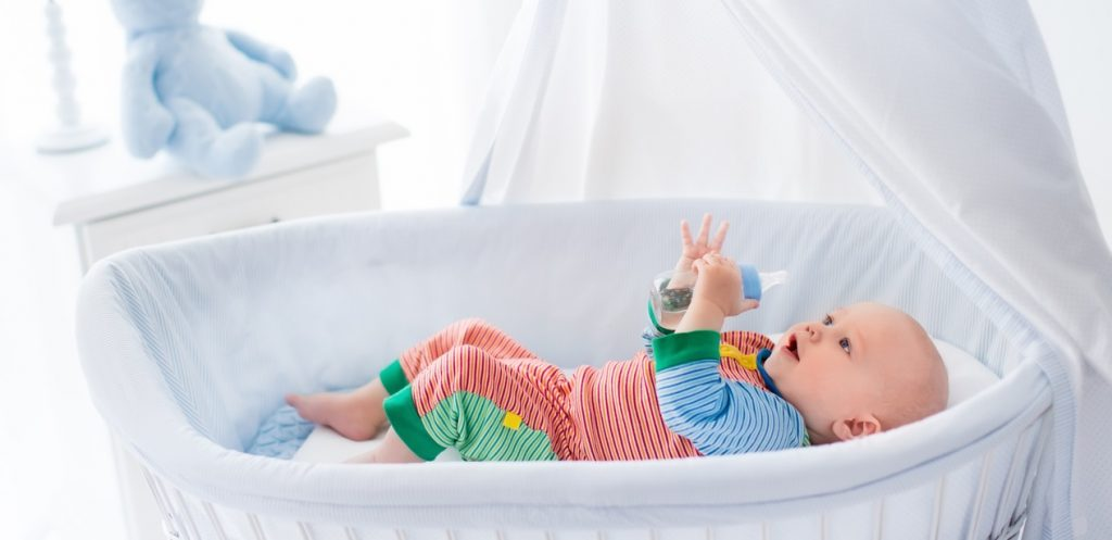 My Baby Is Playing In The Cot At naptime – What Should I Do?
