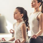 How to calm anxious kids during COVID 19 era with meditation