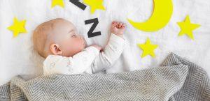 نوم الرضع