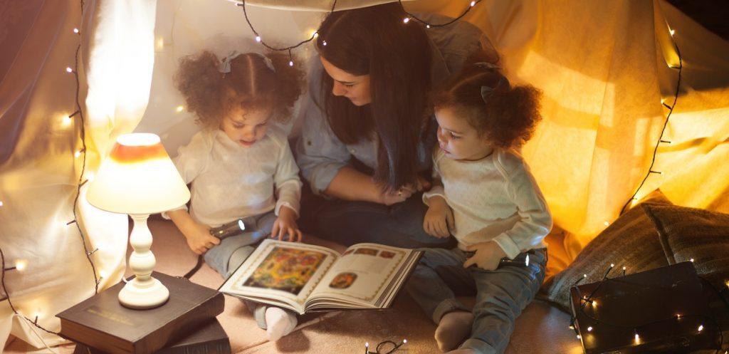 تجربة ناجحة في تشجيع الأطفال على القراءة