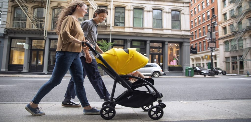 Why every mum needs a Bugaboo stroller