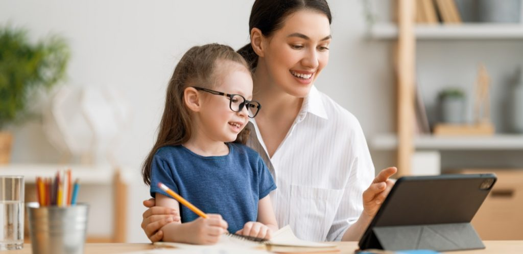 Steps to support your child academically and emotionally during distance learning