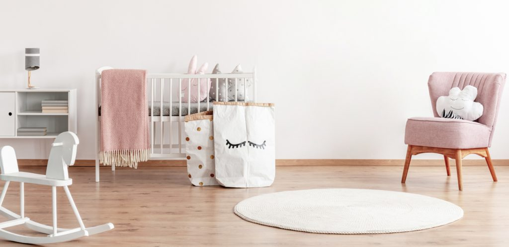 Your guide to plan your baby's nursery from A to Z