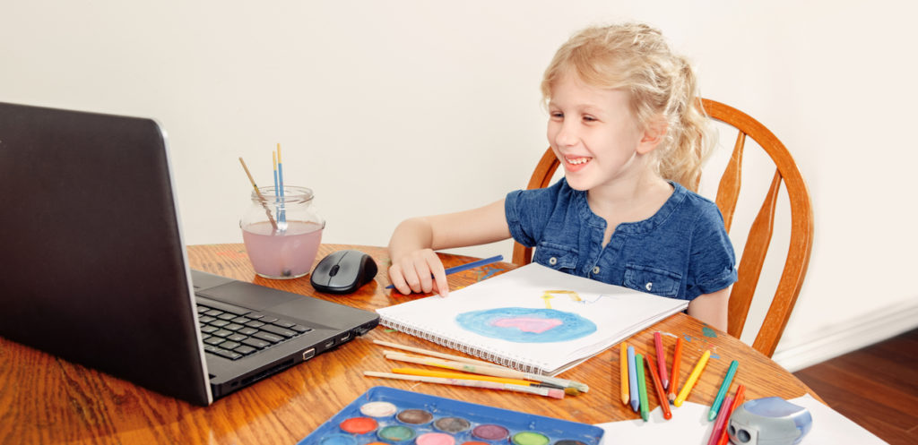 How Can Virtual Preschools Support Children and Families?