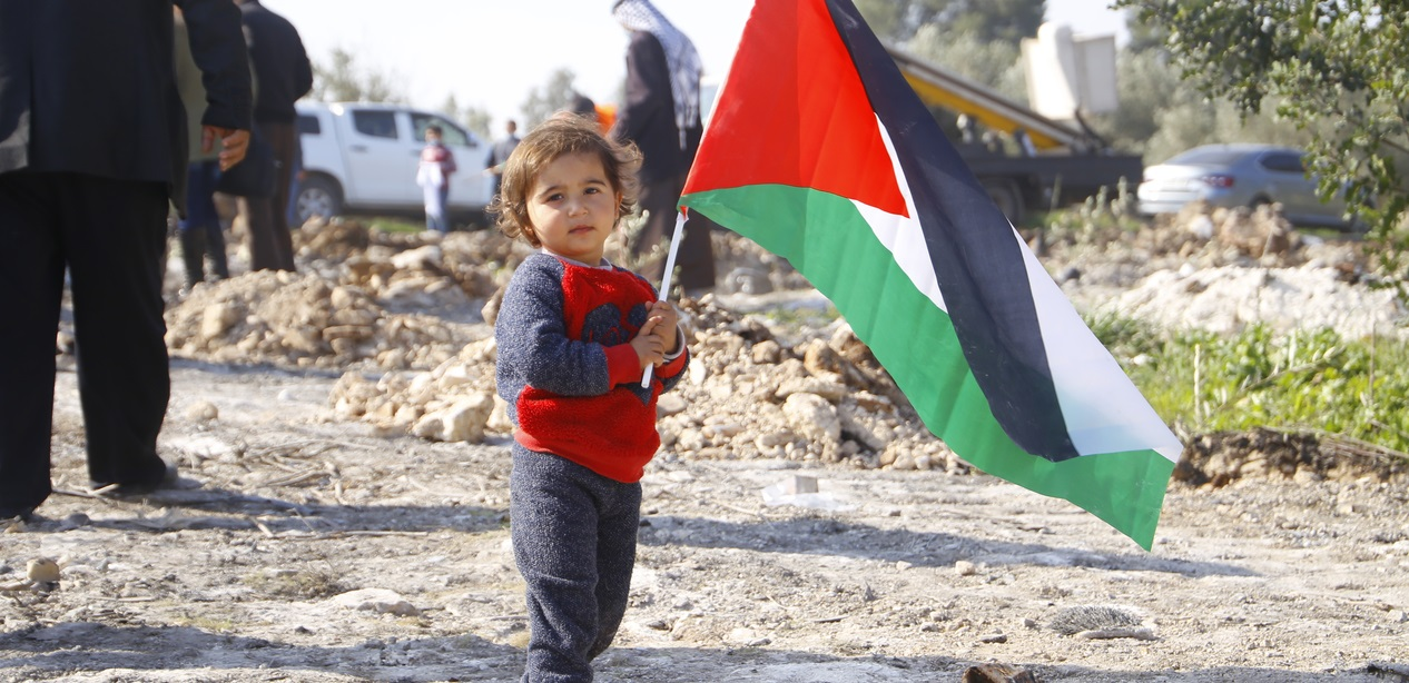 Safe Line Initiative to Support Palestinian Mums and Children