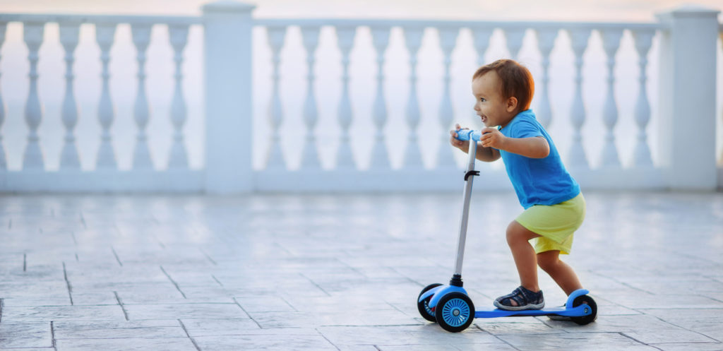 Top 10 Scooters for Children this Summer in Dubai