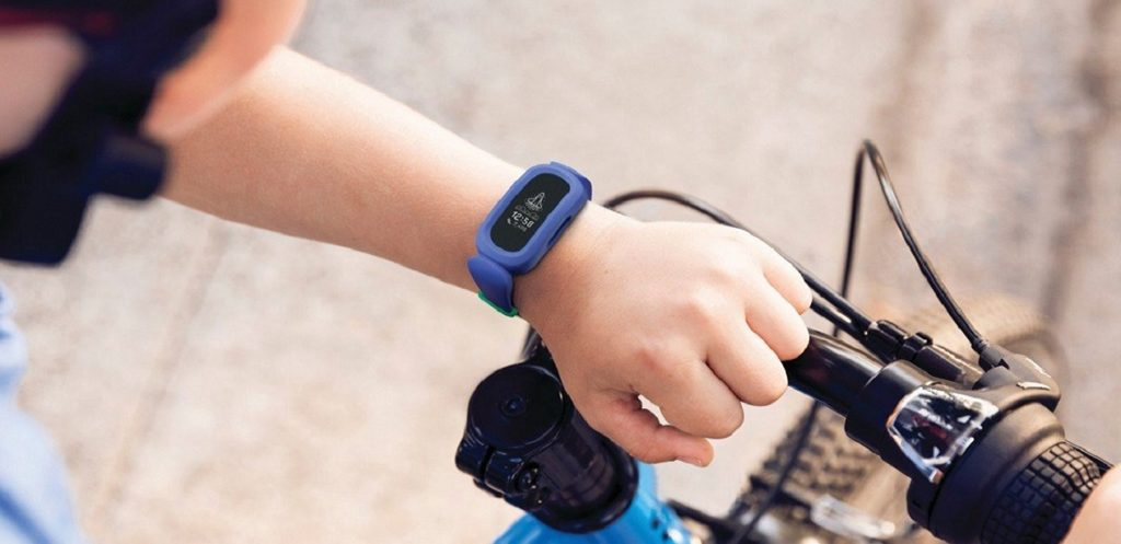 Why is Fitbit activity tracker essential to keep children active