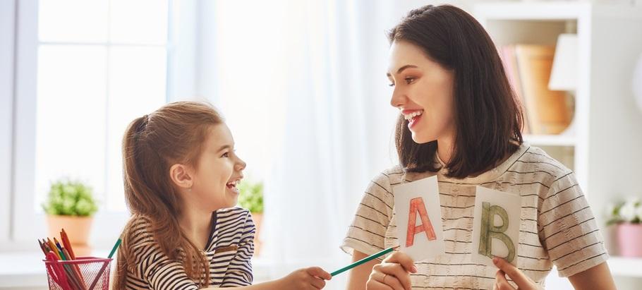 كيف أعرف طفلي على اللغة المكتوبة ؟