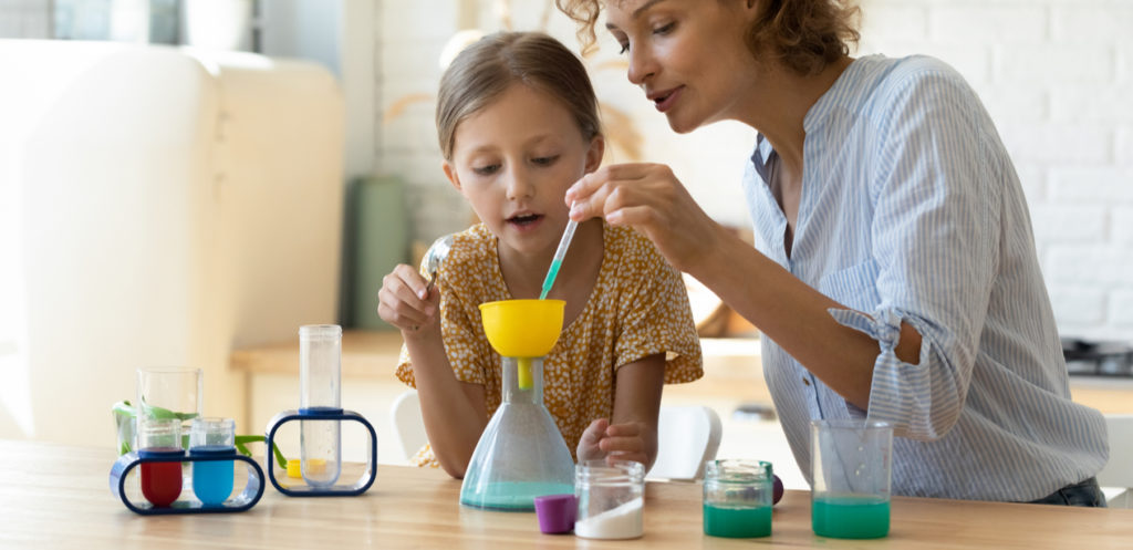 Try These Science Experiments at Home with Your Kids