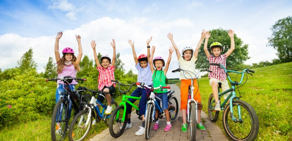 خطوات اختيار الدراجة المناسبة لطفلك بالصور