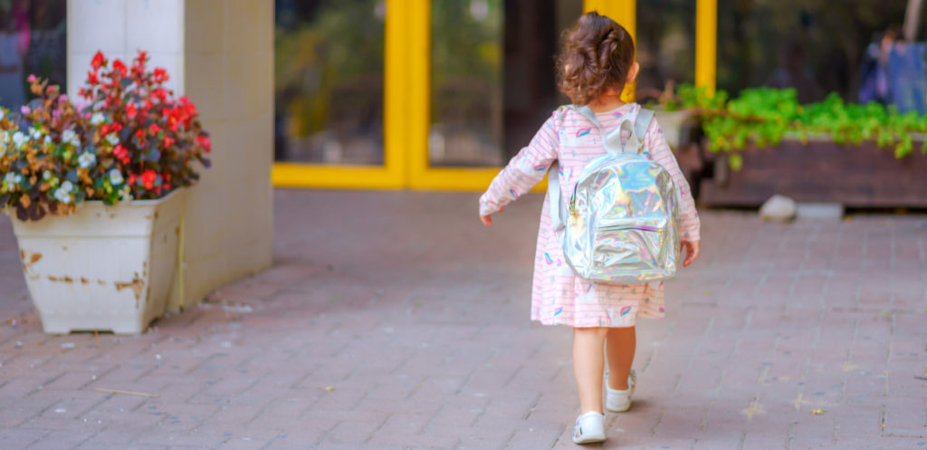 How to prepare your toddler for the first day of nursery?